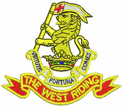 The West Riding Regiment Hoodie