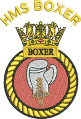 HMS Boxer Fleece