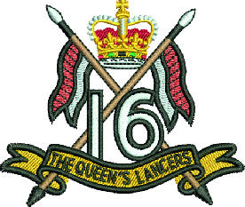 16th/5th The Queen's Royal Lancers Fleece