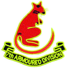 7th Armoured Division Fleece