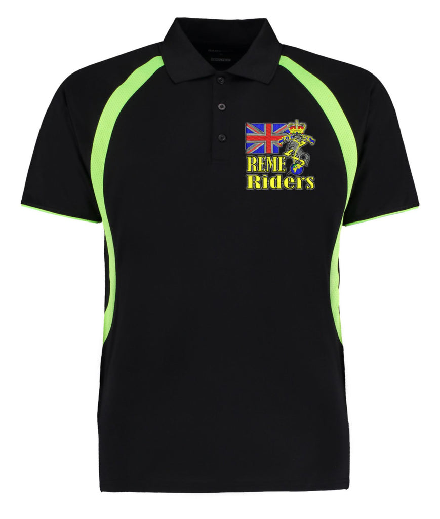 5116f841527 REME RIDERS polo shirts – Military Bullion Badges