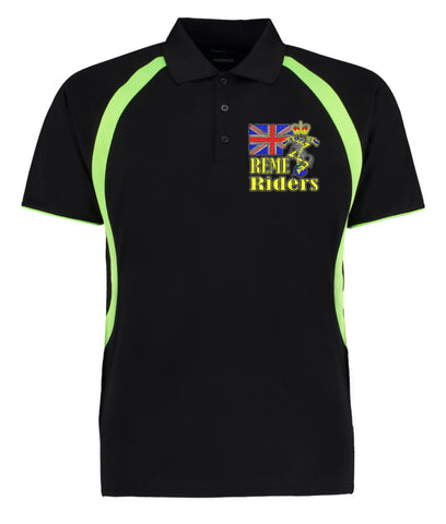 REME RIDERS polo shirts