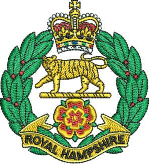 Royal Hampshire Regiment Softshell