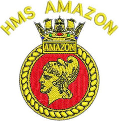 HMS Amazon Fleece