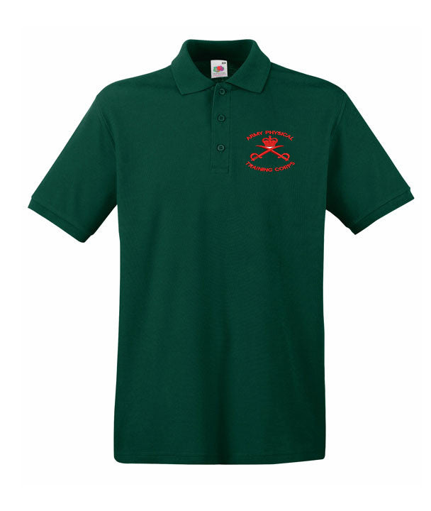 Army Physical Polo Shirts