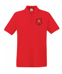 Army Shield Polo Shirts