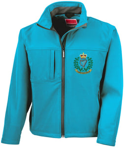 London Irish Rifles Softshell