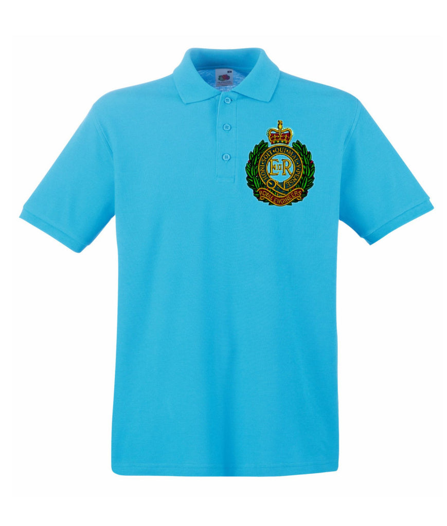 Royal Engineers Polo Shirts