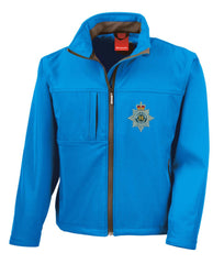 Ministry of defence police softshell