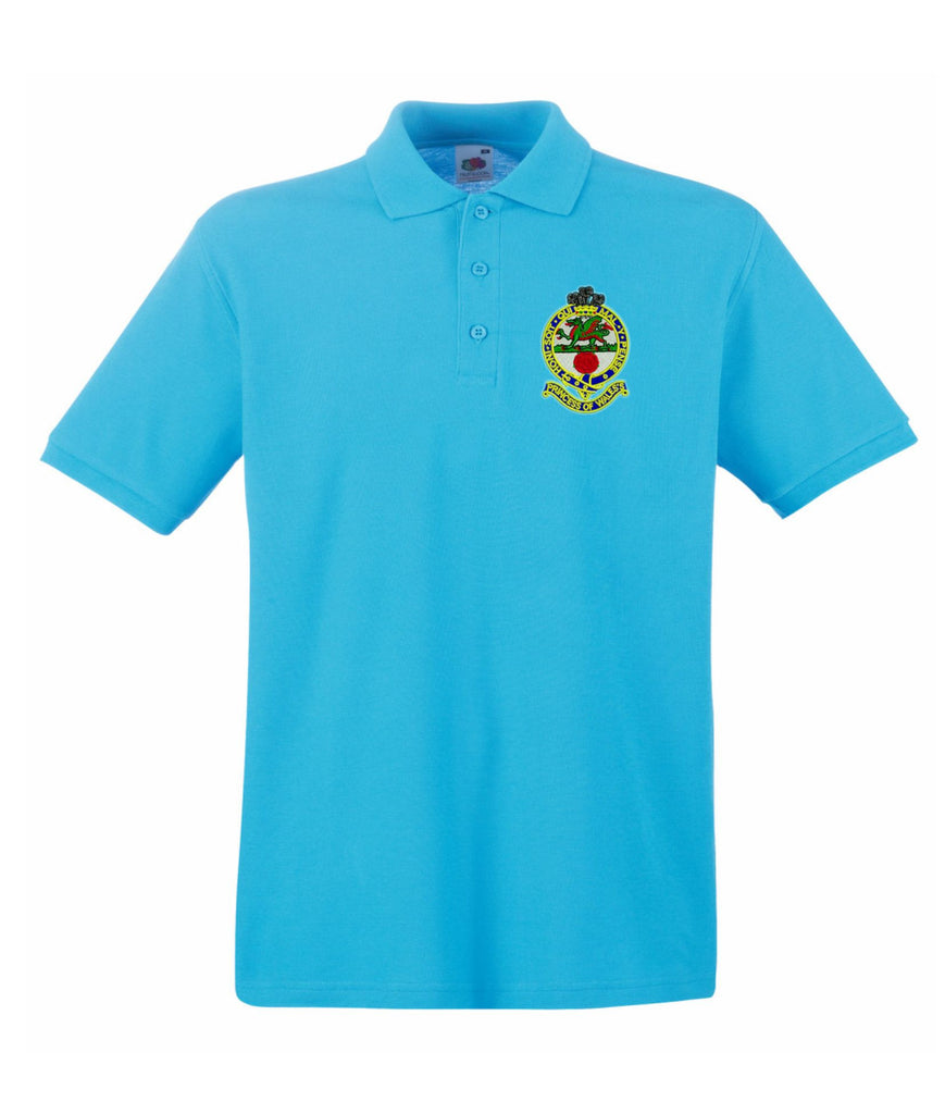 Princess of Wale's Royal Regiment Polo Shirts