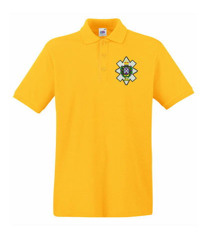 Black Watch Polo Shirts