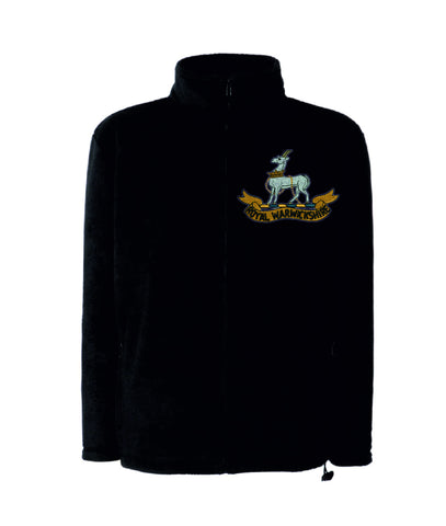 Royal Warwickshire Regiment fleece