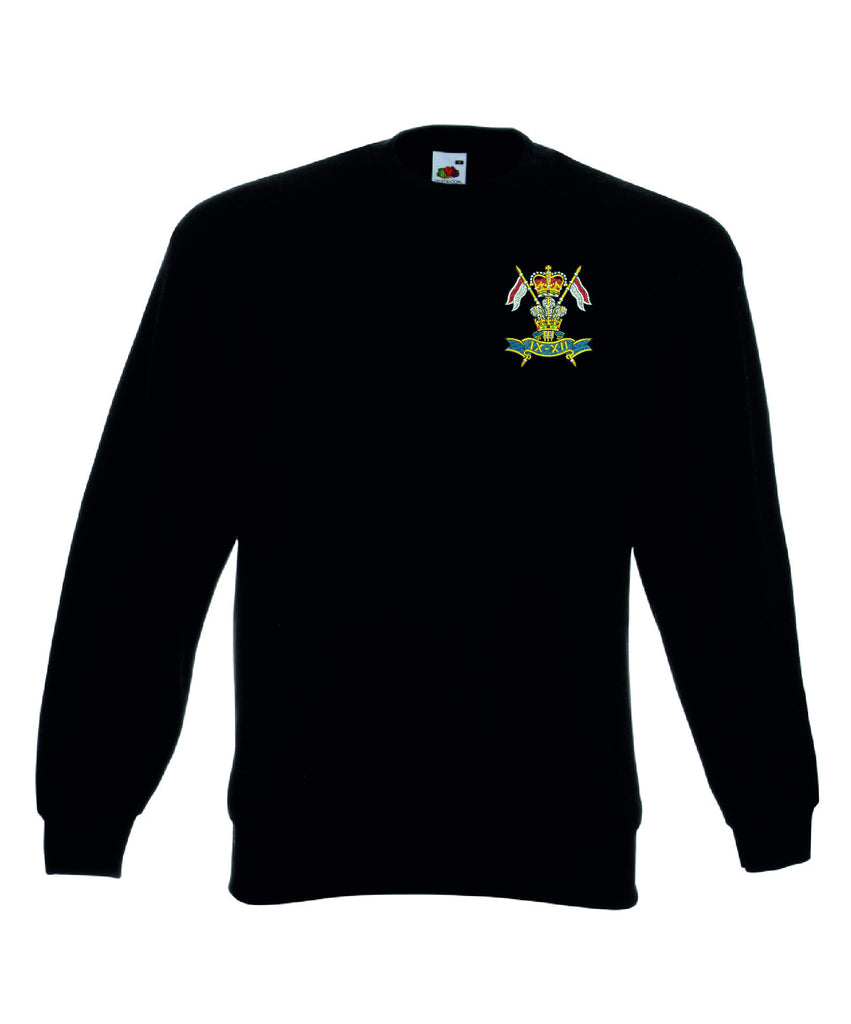 9th/12th Royal Lancers Sweatshirts
