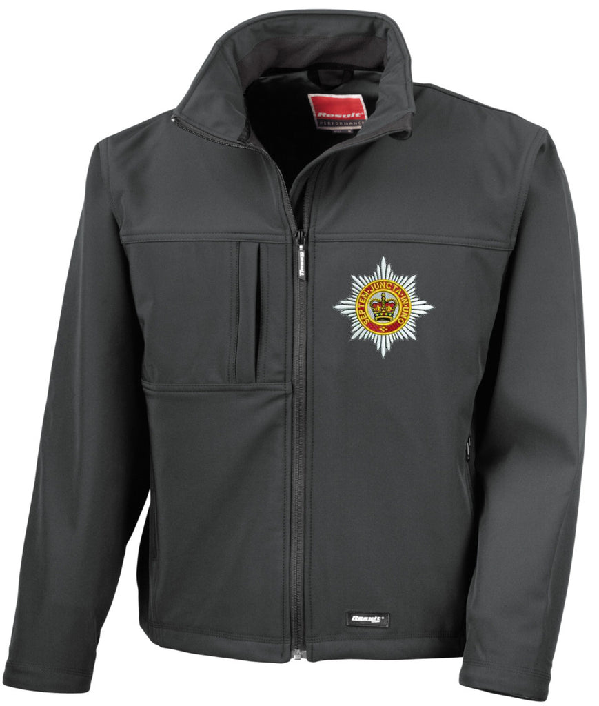 Household Division softshell jackets