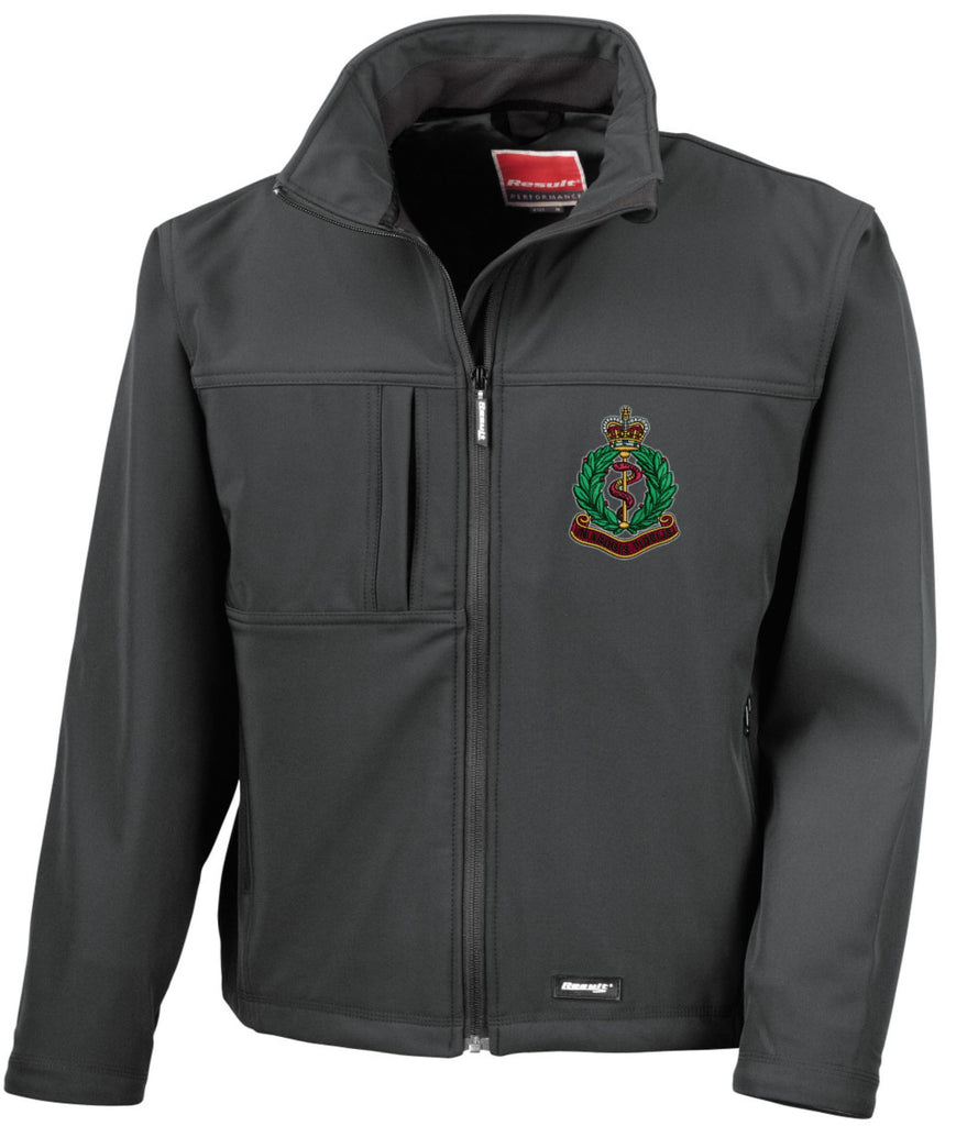 ARMY MEDICAL CORPS Crested Embroidered Fleeces