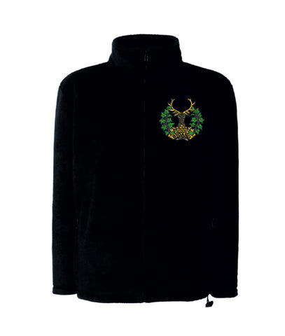Gordon Highlanders fleece