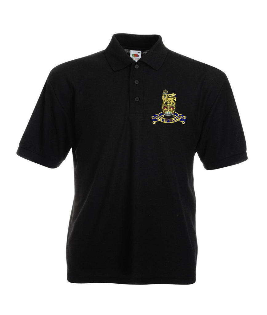 Royal Army Pay Corps polo shirts