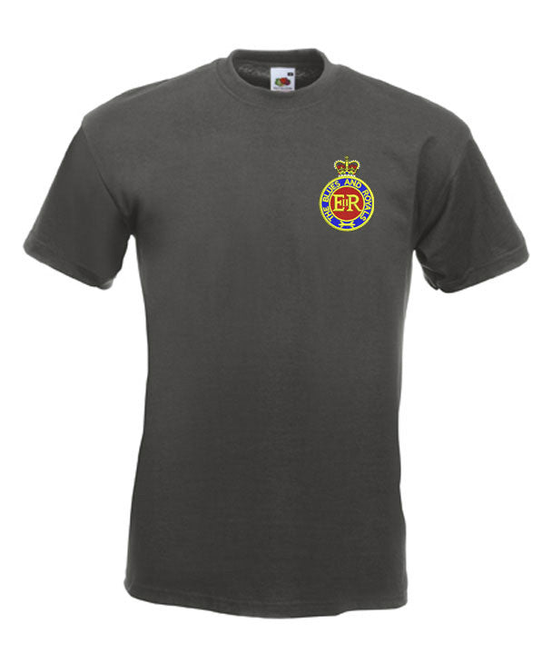 Blues and Royals Regiment Polo Shirt Including Embroidered Logo