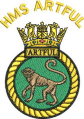 HMS Artful Fleece