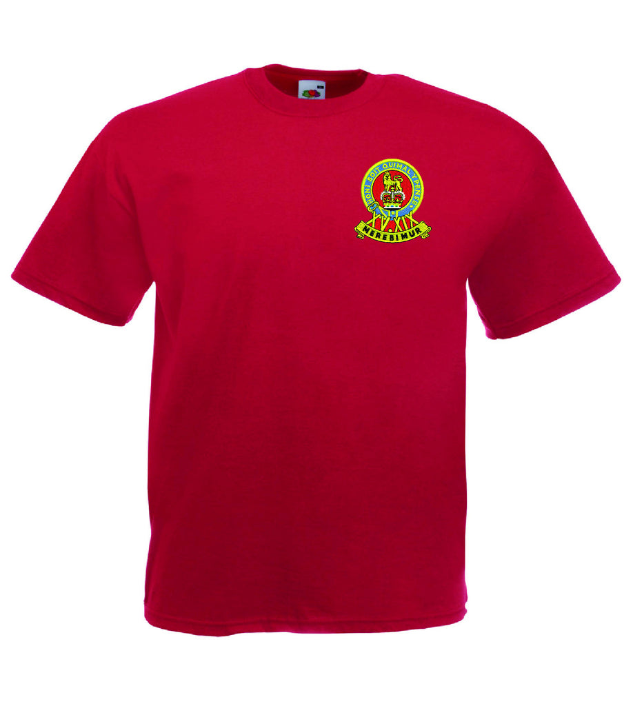15th/19th Royal Kings Hussars T-Shirts