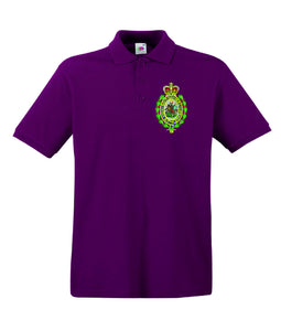Royal Regiment of Fusiliers Polo Shirt