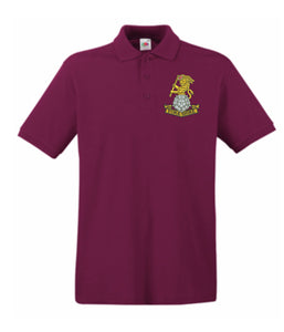 Yorkshire Regiment Polo Shirts