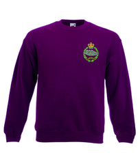 Royal Tank Regiment Sweatshirts