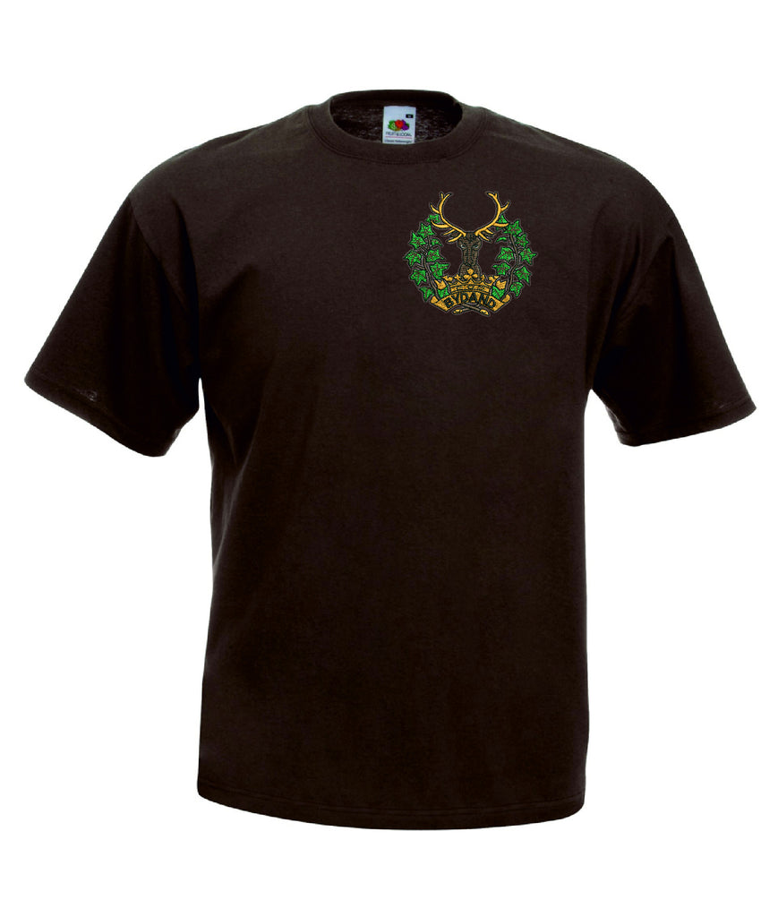 Gordon Highlanders T Shirts