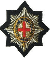 Coldstream Guards Regimental Blazer Badge