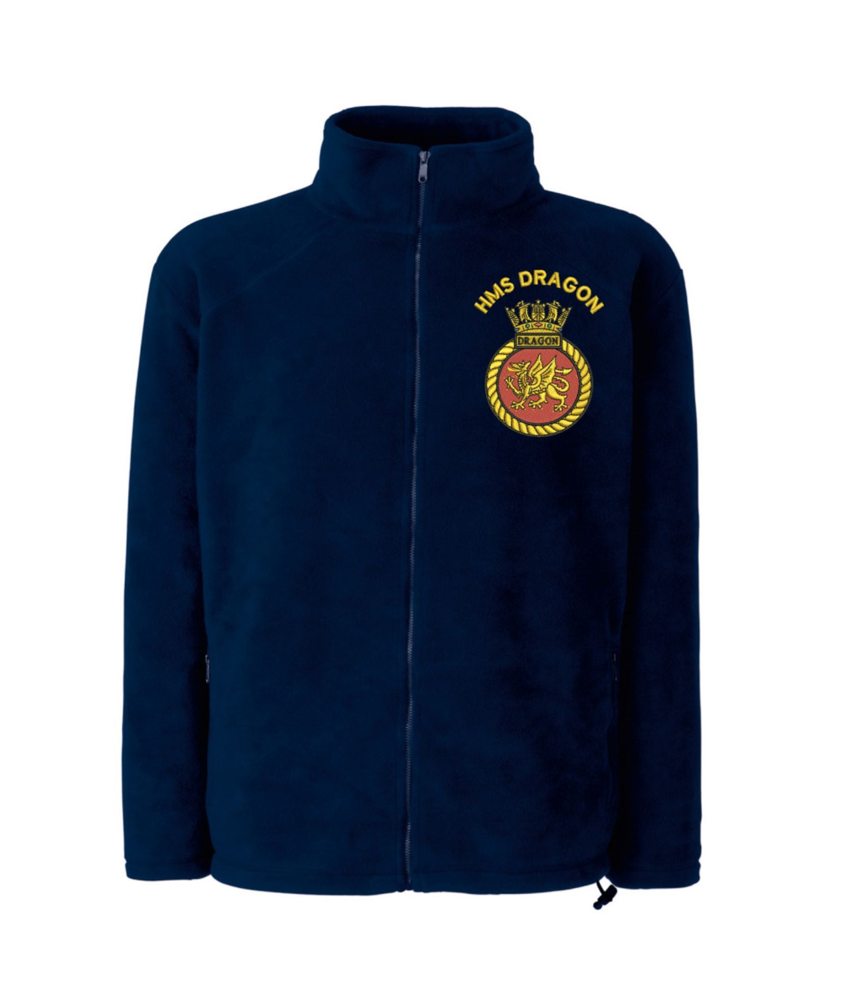 HMS Dragon Fleece