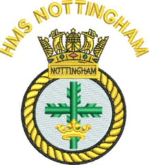 HMS Nottingham Fleece