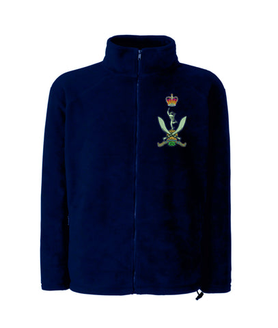 Queen's Gurkha Signals Fleece
