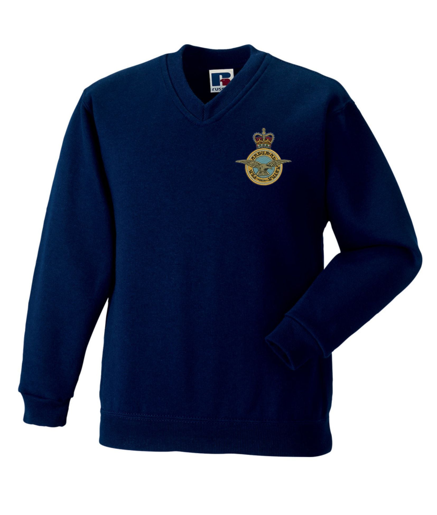 Royal Air Force V Neck Sweatshirt
