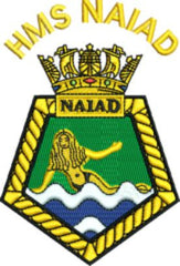 HMS Naiad Fleece