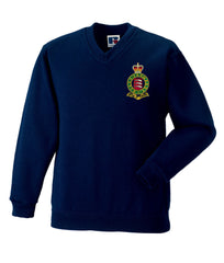 Essex Yeomanry V Neck Sweatshirt
