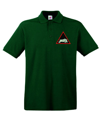 1st Armoured Division Polo Shirts