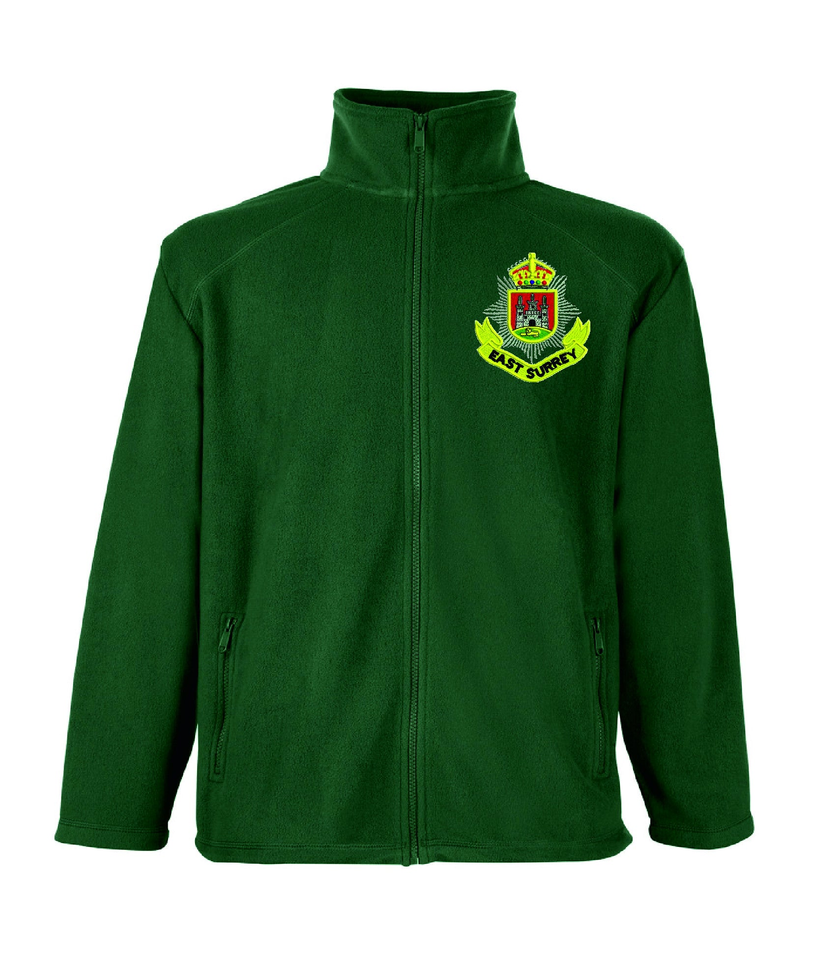 East Surrey Regiment Fleece