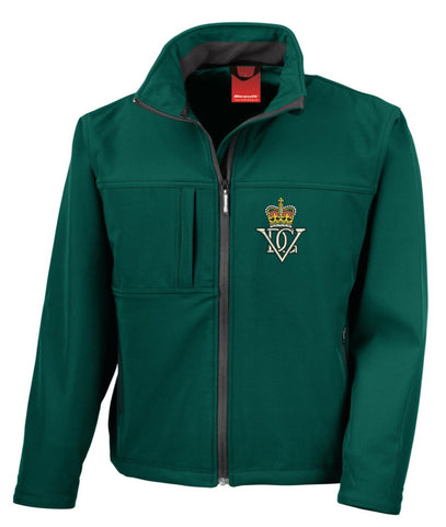 5th Royal Inniskilling Dragoon Guards Softshell