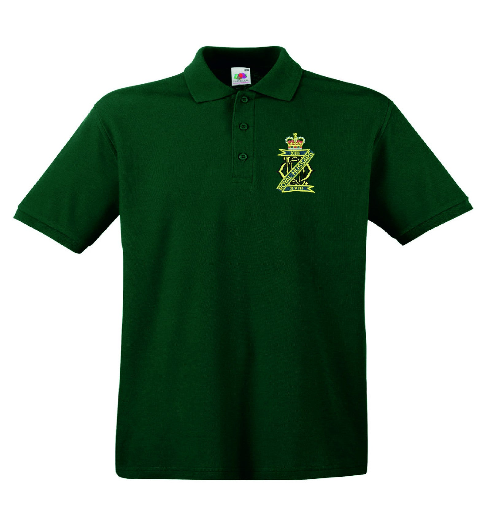 The Queens Royal Hussars Polo Shirts