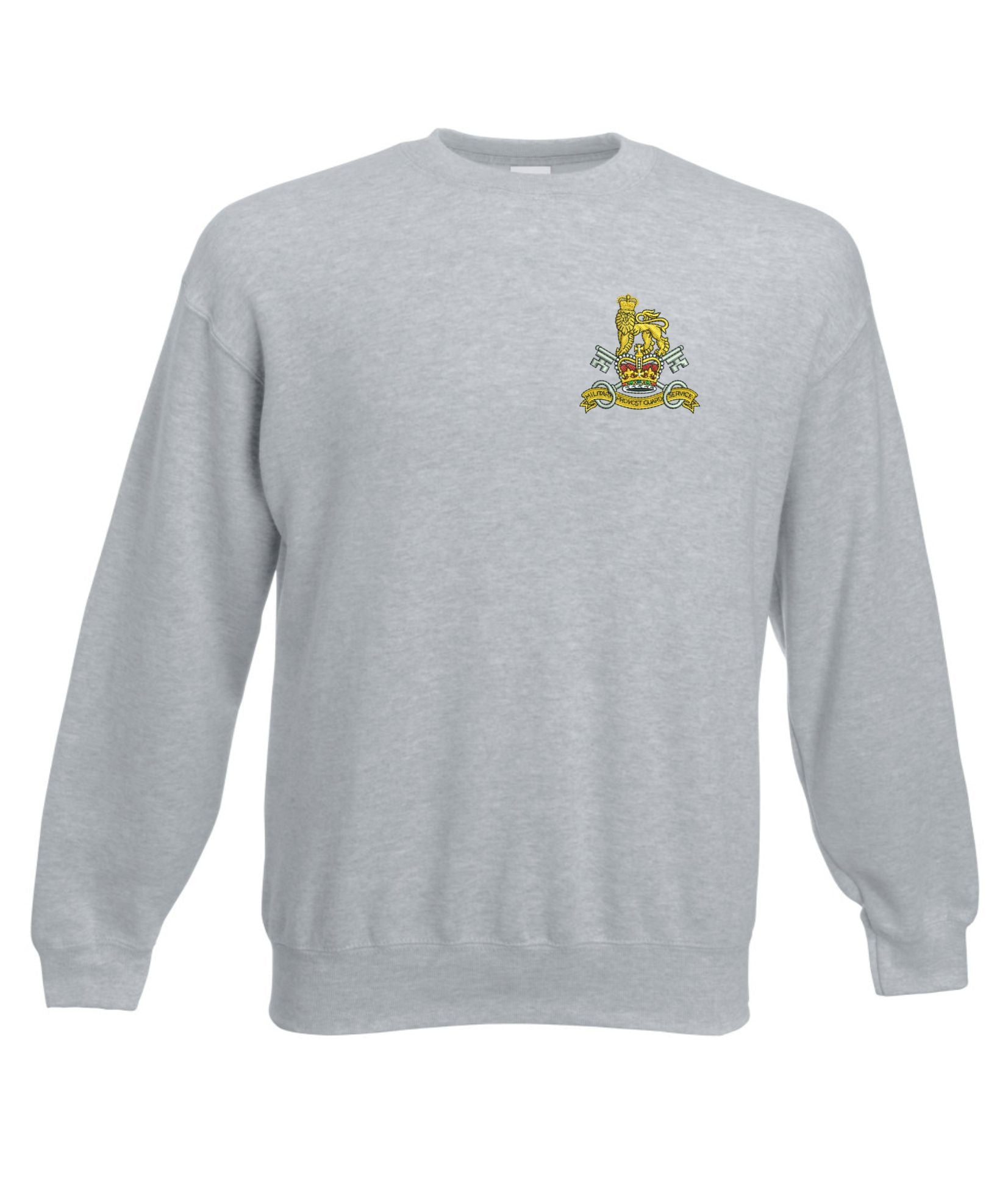 Military Provost Guard Service Sweatshirts