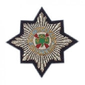 Irish Guards Blazer Badge