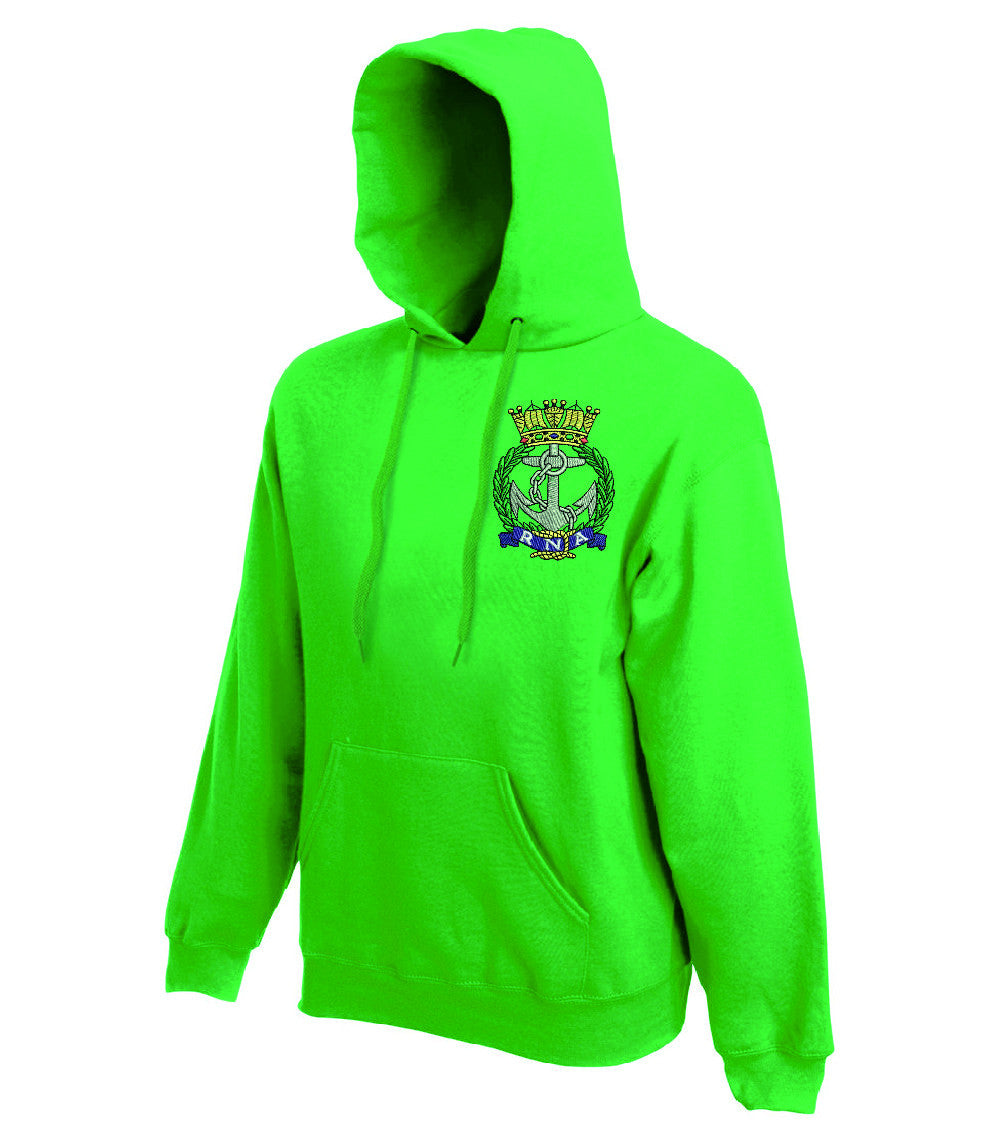 Royal Naval Association Hoodies