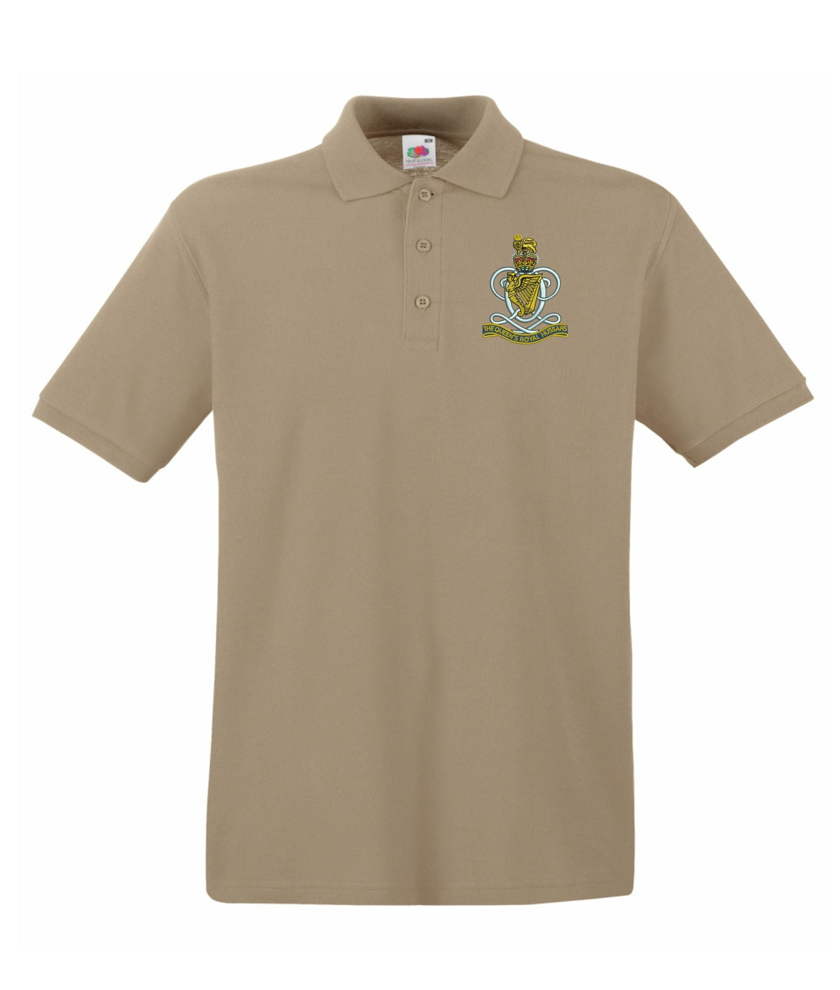 Queens Royal Hussars Polo Shirts