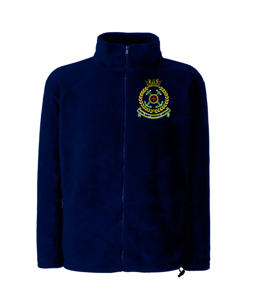 Royal Navy Medical Service Fleeces