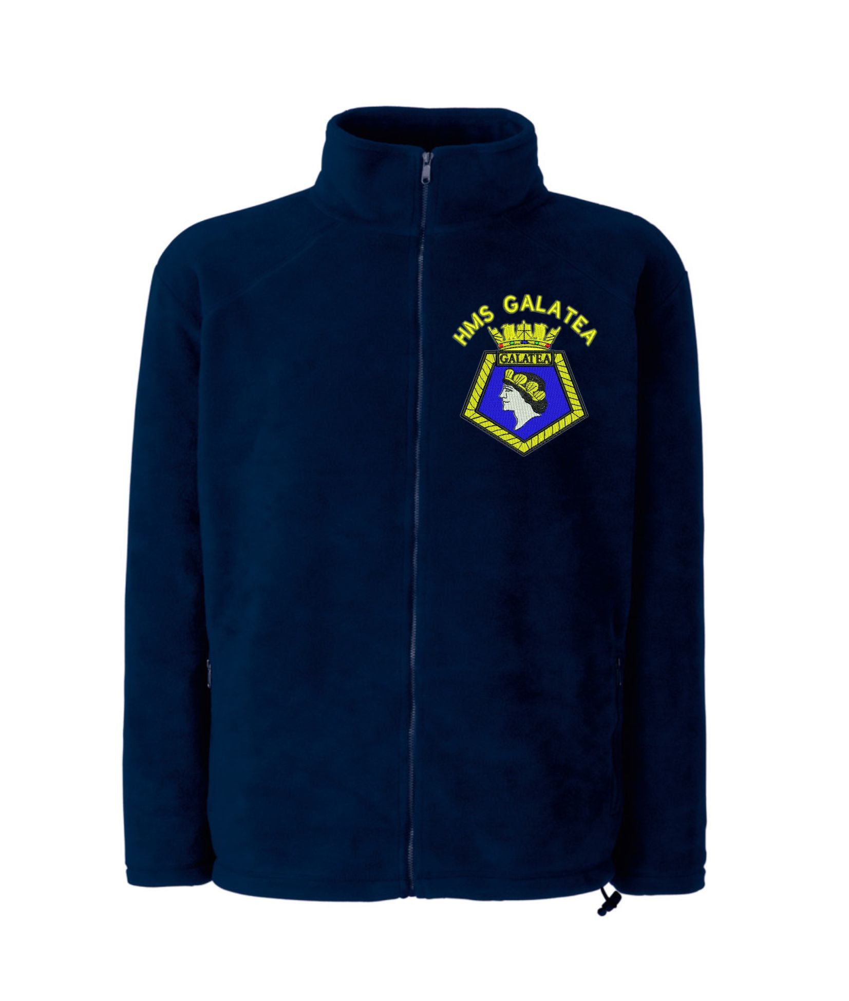 HMS Galatea Fleece