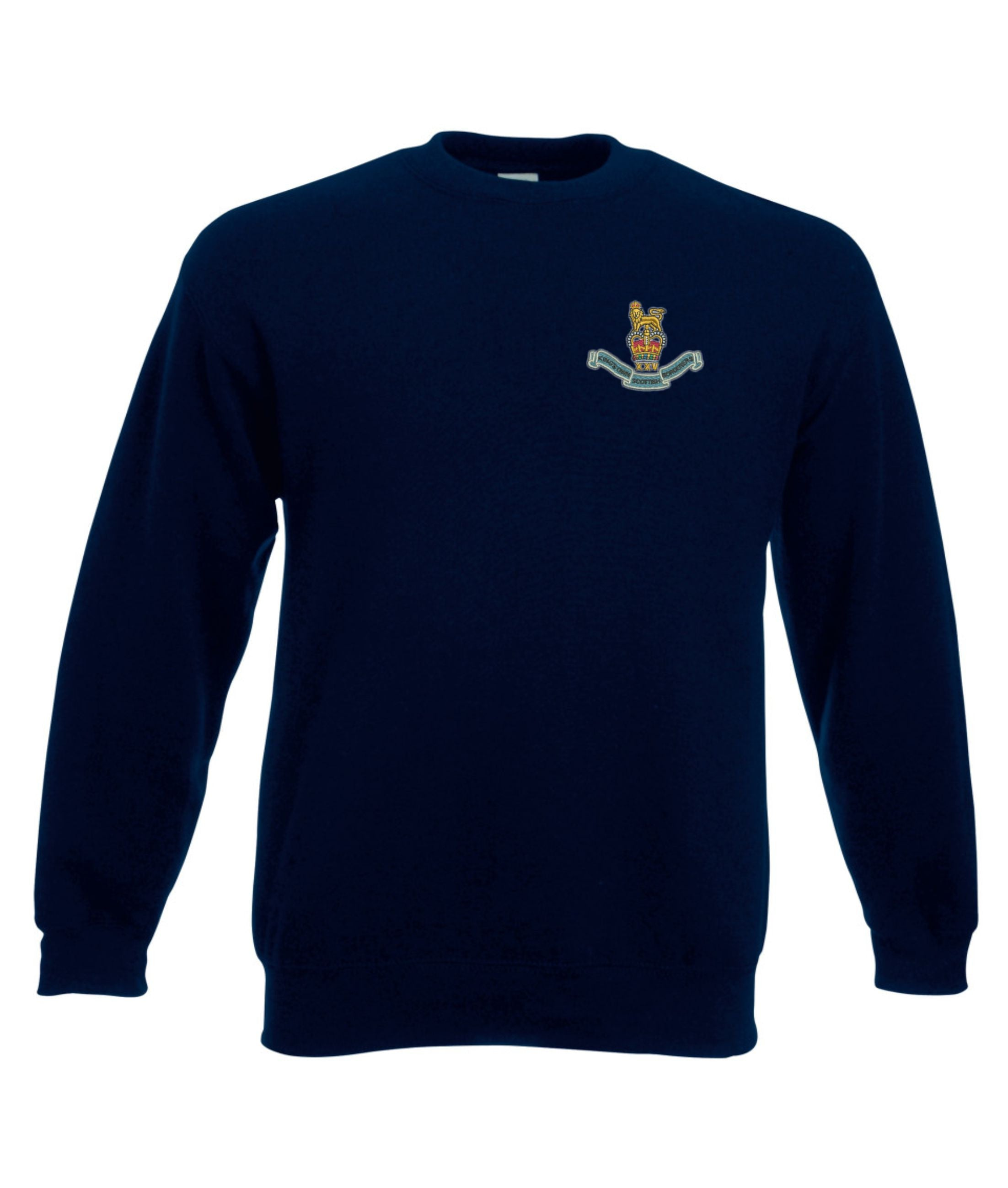 Scottish Borderers sweatshirts