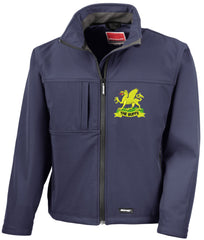 The Buffs softshell jackets