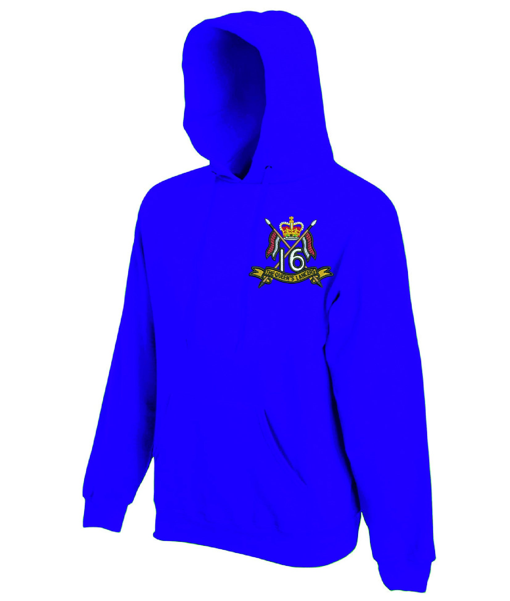 16th/5th The Queen's Royal Lancers hoodie