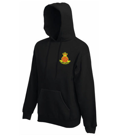 Queens Lancs Hoodies