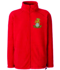 yorkshire regiment fleeces